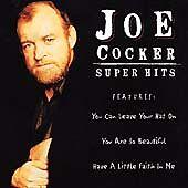 FREE US SHIP. on ANY 2 CDs! NEW CD Joe Cocker: Super Hits: Joe Cocker