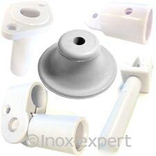 Ersatzbeschläge für Bimini Boot-Verdeck-Beschlag Verdecksbeschlag Halterung PVC