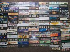 1990 1991 1992 1993 1994 1995 Commemorative & Greetings Presentation Packs