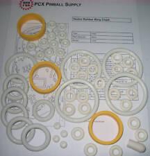 1982 Bally Vector Pinball Rubber Ring Kit