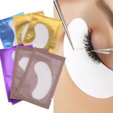 100/50Pcs Eye Pads Eyelash Pad Gel Patch Lint Free Lashes Extension Mask Eyepads