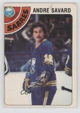 1978-79 O-Pee-Chee #253 Andre Savard Buffalo Sabres Hockey Card