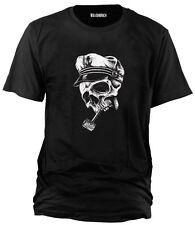 Wolkenbruch® Herren T-Shirt Seemann Totenkopf Skull vers. Farben Gr.S - XXXXXL