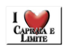 CALAMITA TOSCANA FRIDGE MAGNET MAGNETE SOUVENIR LOVE CAPRAIA E LIMITE (FI)--