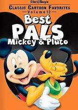 Classic Cartoon Favorites - Best Pals - Mickey & Pluto: Vol. 12