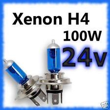 Xenon Bulbs H4 100w 24v Ford Renault Iveco Scania MAN