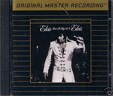 Presley, Elvis That`s the Way it is MFSL Gold CD UI Jap