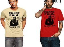 Reggae T-Shirt Vintage Frankie Paul Tu Sheng Peng Jamaican 80s DJ Soundbwoy Tee