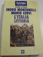 AA.VV. ITALIA LITTORIA  ED. SUPER BUR 2001