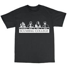 CANAGLIA College T-shirt 100% COTONE University College vyvyan