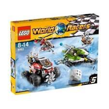 LEGO WORLD RACERS INSEGUIMENTO ARTICO 8863 FUORI CATALOGO 8 - 14 ANNI