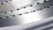 Lame de scie à ruban 1490 mm pour Scheppach Base 1.0 Basato  choisir votre lame