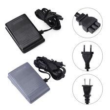 Universal Electronic Sewing Foot Control Pedal w/Cord US/EU Plug For Singer JUKI