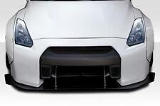 09-16 Fits Nissan GTR LBW Duraflex Front Bumper Lip Body Kit!!! 113506