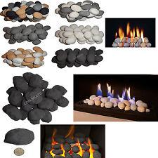 Decorative Fireplace Logs Amp Stones For Sale Ebay