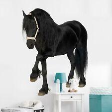 Wandtattoo Pferd No.276 Friesenstute Tiere Wandaufkleber Deko wandsticker