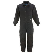 RefrigiWear Men's Comfortguard Coveralls, Black