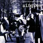 Singles [Original Soundtrack] CD ALICE IN CHAINS mother love bone PERAL JAM