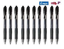 Pilot G2 Retractable Rollerball Gel Ink Pen 0.7mm BLACK INK SET