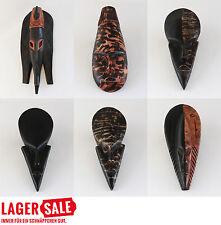 Afrika Deko Style Afrikanische Kunst Maske Holzmaske Skulptur Holz Dekoration