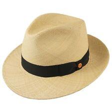 Mayser protección ultravioleta 40 sombrero panamá brisa Albenga impermeable a mano naturaleza sombrero