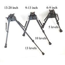 6-9''/9-13''/13-20'' Heavy Duty Bipod Swivel Pivot Tiltable Bi-pod W/O Adapter