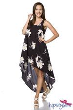 Sexy Sommerkleid Hippie Style Boho Hängerkleid Strandkleid Print Kleid S M L XL