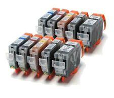 CLI8 + PGI5BK - 2 Sets Compatible Printer Ink Cartridges CL18 / PG15