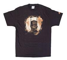 Batman Mummy Ankh John Van Fleet Black T-Shirt