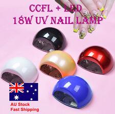 New LED UV Nail Lamp Light Gel Polish Dryer Manicure Art Curing AU Plug