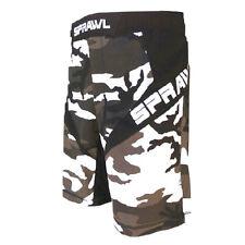 Sprawl MMA Fusion 3 Fight Shorts Urban Camouflage Mix Martial arts UFC Cage 2015