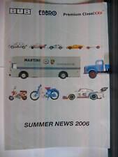 ADDITIF CATALOGUE ETE 2006 BUB EBBRO PREMIUM CLASSIC