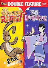 The Velveteen Rabbit/The Nightingale (DVD, 2007)