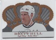 2000-01 Pacific Crown Royale #35 Brett Hull Dallas Stars Hockey Card