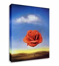 Salvador Dali - Rose Canvas Wall Art Picture Print