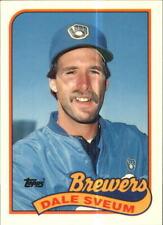 1989 Topps Tiffany Baseball Singles (Pick Your Cards)