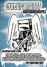 Culturama 777 Audiobombshelter - Vol. 3 (DVD, 2006)