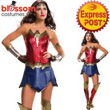 CA278 Deluxe Secret Wishes Wonder Woman Super Hero Hero Fancy Dress Up Costume