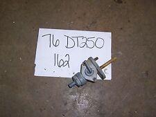 yamaha dt250 fuel valve petcock dt400 75 76 1975 1976