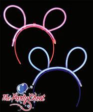 Glow Stick Cheveux Bande Avec 3 Glow Sticks Party Festival feu d'artifice nuit Accessoire