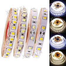 DC12V 5M Led Strip Light 5050 5630 4040 SMD 3M tape Flexible Rope kitchen Light