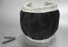Turbine Housing Heat shield exhaust Blanket Black Garrett/Turbonetics/HKS T4/T04
