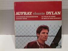 HUGUES AUFRAY chante DYLAN Cauchemar psychomoteur .. BLY 70938