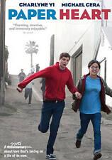 Paper Heart, DVD, Matthew Bass, Jason Ritter, Demetri Martin, Jake Johnson, Dere