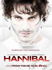 Hannibal Tv Series Huge Print POSTER Affiche