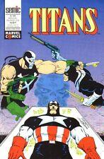 Titans #169 en French Semic France Mensuel Fevrier 1993  VF+