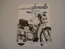 advertising Pubblicità 1972 MOTO GUZZI STORNELLO 125