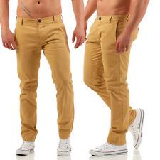 Jack & Jones Premium Chino Bolton Troy Tan Hose Herren Chinohose Jeans Casual