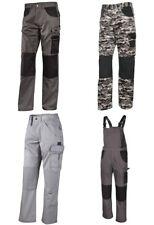 homme Pantalons de travail salopette professionnel vêtements