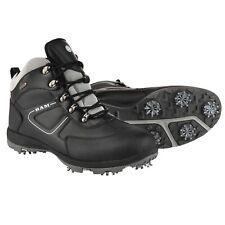 Ram Golf Waterproof Winter Leather Golf Boots